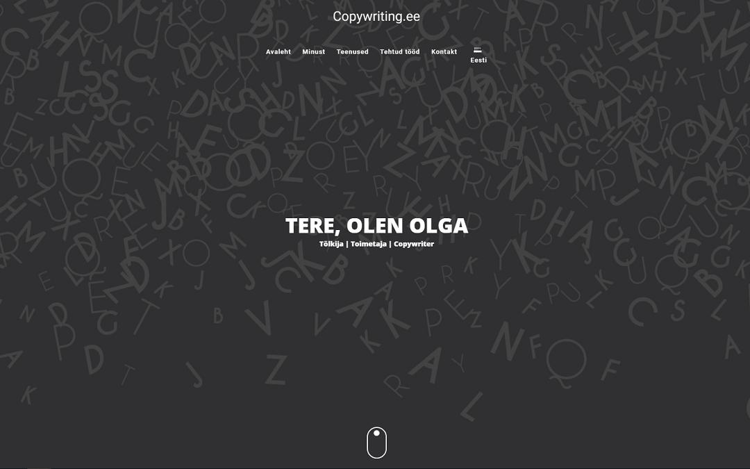 Copywriting.ee